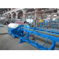 Quality 380v 120 M / Min  Wire Rod Straightening Machine 5.5 KW Stable Performance for sale