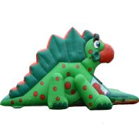 Buy cheap Kids New Inflatable Dinosaur Dry Slide Playground Pvc Combo Bounce Toboggan from wholesalers
