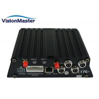 China 5 Channels Mobile 3G DVR , Real Time Monitoring In Car Multi Camera DVR on sale