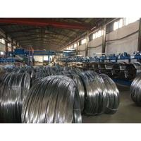 Quality High Carbon Spring Steel Wire Black Oiled or Galvanized 1 . 0 mm Flexible Duct for sale