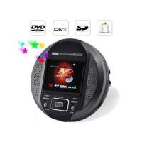 Portable DVD Player - DVD/DIVX/CD/Media Player with 3.5 Display