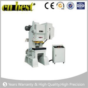 Quality hydraulic hole punching machine for aluminium profile for sale