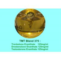 Quality Muscle Gaining Injectable Legal Anabolic Steroids TMT Blend 375 Mg/Ml / 500 Mg/Ml for sale