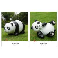 Buy Polyresin Panda Garden Decoration  recycling materials at wholesale prices