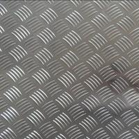 Quality 1.0 - 7.0mm Thickness 5005 Aluminum Diamond Plate Sheets Mill Finish Surface for sale