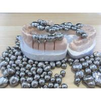 Quality Nickel Based Dental Casting Alloys 220HV10 Silver Color With Soft Oxide Layer for sale