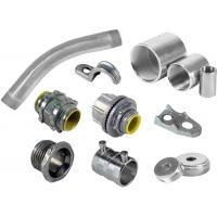 China Carbon steel / alloy steel EMT Conduit Fittings and Accessories on sale
