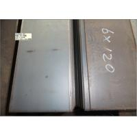 China Black / Galvanized Mild Steel Flat Bar with Square Edge with material JIS SS400 SS490 on sale