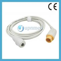 Quality Siemens Drager IBP cable to Edward Transducer adapter cable for sale