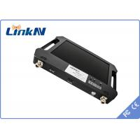 Quality LinkAV-C1004 Portable COFDM Receiver HDMI Display With External Display Screen AV Output for sale