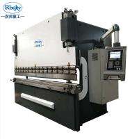 Quality Low Cost High Performance Factory Quality CNC Plate Press Brake Machine for sale