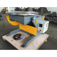 Quality 5T Elevating Welding Positioning Equipment 0 – 120 Degree Tilt Angle for sale