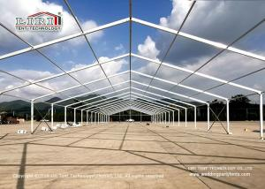 Quality PVC Sidewall Double Wings Glass Door 20x90m Outdoor Event Tents for sale