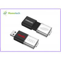 Buy cheap Slide USB light acrylic, 3D logo laser Engraving Logo Fast Write / Read Speed from wholesalers