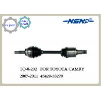 Quality 43420-33270 Cv Joint Axle Shaft Assembly Auto Front Wheel Drive Shaft for sale
