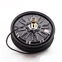 Buy cheap 10 Inch Water Cooled Brushless DC Motor from wholesalers
