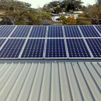 Quality Industrial And Commercial Metal Flat Roof Mounting Solar PV Systems Structure , Solar Roof Mounting Systems for sale