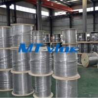 Quality Chemical Control Line TP316L Welded Stainless Steel Coiled Tubing for sale