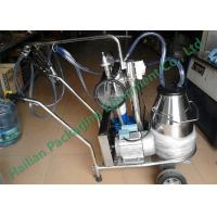 China Automatic Mobile Milking Machine Milking Apparatus for Farms on sale