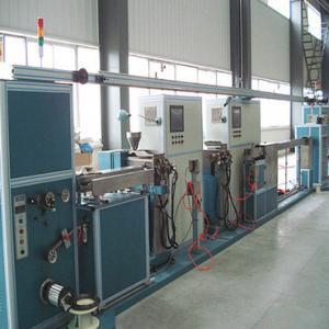 Quality Micro-fine Teflon wire Extrusion Line for sale