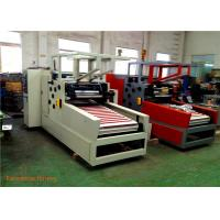 Quality Full automatic Household Aluminum Foil Rewinding Machine with 25N.M Unloading magnetic power brake for sale
