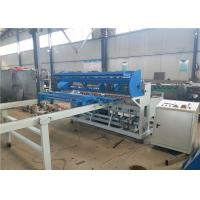 Quality Galvanized Steel Wire Automatic Wire Mesh Welding Machine 4.0KW Stable Performance for sale