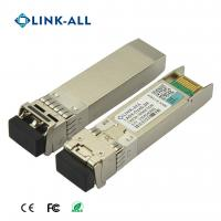 Quality 1.25G DWDM SFP 160KM Transceiver Module With DDM For Ethernet and FTTH for sale