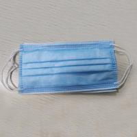 Quality Blue Earloop Face Mask Surgical Disposable High Density Filter   Surgical Dust Mask for sale