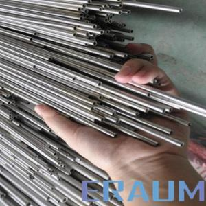 Quality Nickel Alloy 825/UNS N08825 Straight Tube Used In Pressure Vessel ASTM B829 for sale