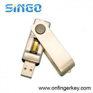 Quality Fingerprint USB Flash Drive (FPU-082) for sale