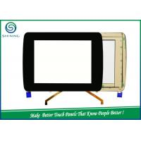 Quality 3 Layers P / F / G Four Wire Resistive Touch Screen 6.9 Inches For Medical Device for sale