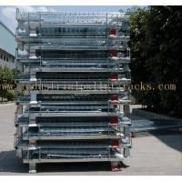Quality Zinc Plated Collapsible Wire Mesh Containers Stackable Storage For Space Saving for sale