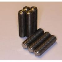 Quality High Density high temperature 99.95% pure molybdenum threaded rods for sale