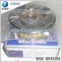 Quality Japan NSK 89312M 60x110x30mm Cylindrical Roller Thrust Bearing for sale