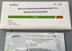 Quality ZOSBIO 2019-Ncov Neutralization Antibody Test Kit for sale
