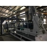 China High Impact Resistance PET Sheet Extrusion Line With Exhaust System High Efficiency on sale