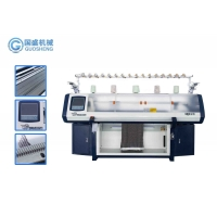 Quality 3G Computerized Alpaca 1.2ms Woolen Sweater Maker Machine Cable Structures for sale