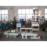Buy cheap Powder Packing Semi Automatic Bagging Machine Compressed Air 0.4 m3 / Hour from wholesalers