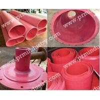 Quality Wear resistant lining rubber for sale