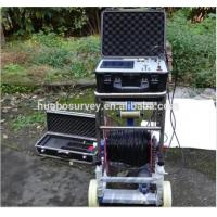 Quality Portable Handheld Borehole Video Pipe Inspection System Camera for sale