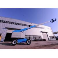 Quality Heavy Loads One Man Lift Large Operating Space Machinery Solid Tyres for sale