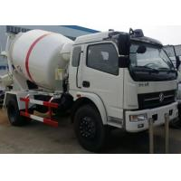 Quality Small Concrete Mixer Truck 5CBM Dongfeng 4x2 5M3 Color Customized TS 16949 Certified for sale