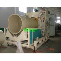 Quality SJ-120 Plastic PP / HDPE Pipe Extrusion Line With High Effeciency Extruder for sale