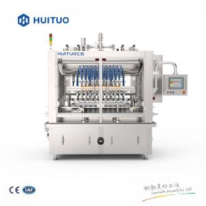 Quality Monoblock 1200 Bottles / Hour Filling Capping Machine for sale