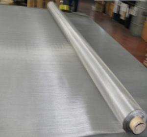 Quality Plain Weave 40 60 80 100 150 200 300 Mesh N4 N6 N8 Corrosion Resisting Pure Nickel Wire Mesh for sale