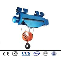Quality Industrial Trolley Hoist Electric Wire Rope Pulley Lifting Hoist Machine 100kg 500kg for sale