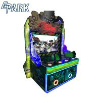 Quality The Monster Comes Gun Shooting Push Coin Game Machine / Video Game Vending Machine for sale