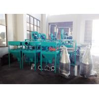 Quality 60 Mesh Wood Pulverizer Machine Dust Free Compact Structure Water Spray Cooling for sale