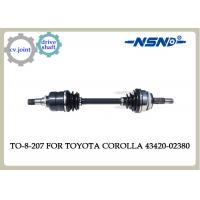 Quality Left Side Axle Drive Shaft 43420-02380 Front Transmission Drive Shaft for sale