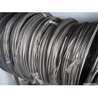 Quality nitinol wire suppliers nitinol wire price superelastic heat activated for sale